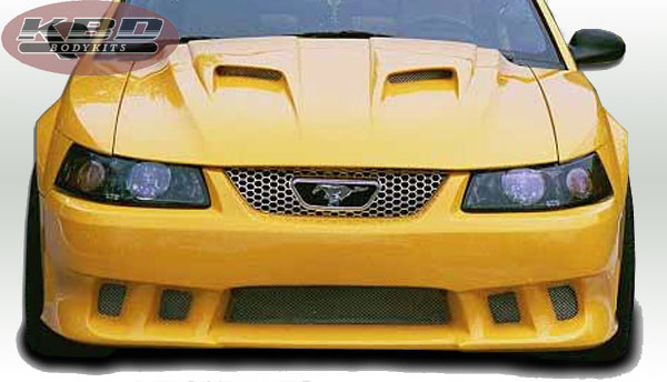 "99-04 Mustang STALKER STYLE ""S"" BULLET - 6PC - Body kit (Front + Rear + Sides + Scoops) - Urethane"
