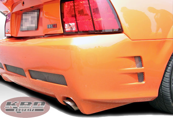 "99-04 Mustang STALKER STYLE ""S"" BULLET - 4PC - Body kit (Front + Rear + Sides) - Urethane"