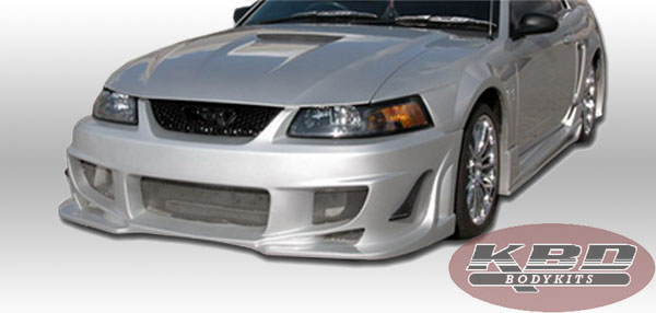 99-04 Mustang B-MAGIC - Front Bumper (Urethane) FREE SHIPPING