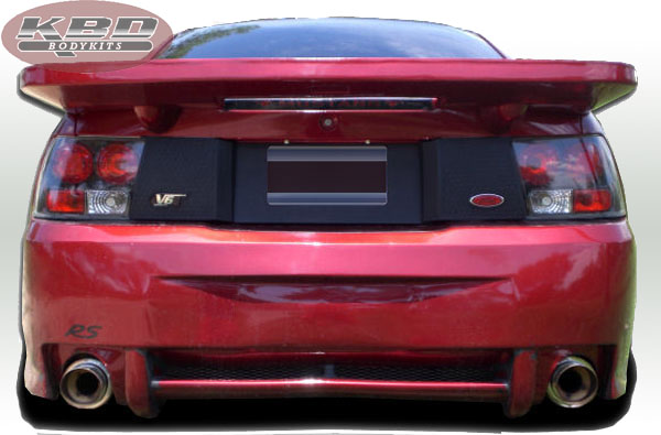 99-04 Mustang SPIDER X9 COBRA - Rear Bumper - (Urethane) FREE SHIPPING
