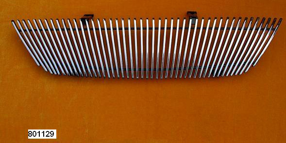 99-04 Mustang Upper Billet Grille with VERTICAL BARS 801129