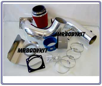 96-04 Mustang 4.6L V8 Intake Kit Polished