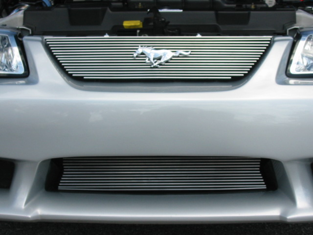 99-04 Mustang SALEEN Lower Billet Grille 801122