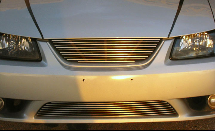 1999-2002 Mustang COBRA Lower Billet Grille 801125