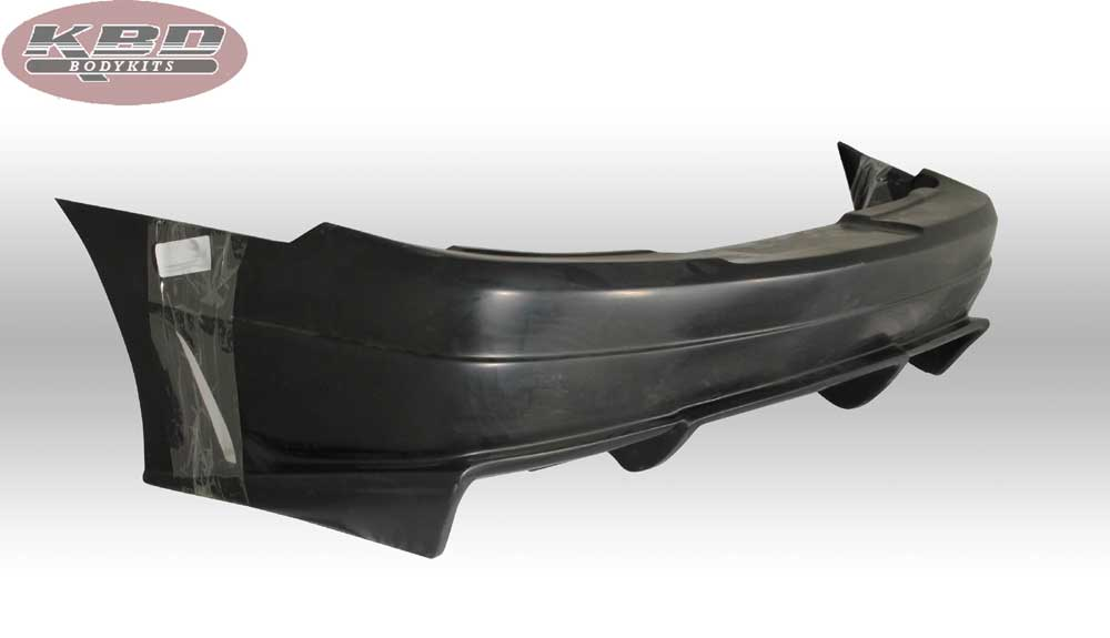 99-04 Mustang B-MAGIC - Rear Bumper - (Urethane) FREE SHIPPING