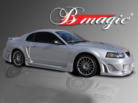 99-04 Mustang B-MAGIC - Front Bumper (Urethane)