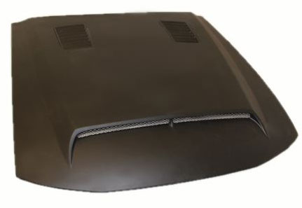 99-04 Mustang GTS-V (GT500 STYLE) Hood (Fiberglass) by VIS (2.5 INCH RISE)