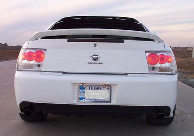99-04 Mustang ROADSTER 2005 CONVERSION - Rear Bumper - (Urethane)