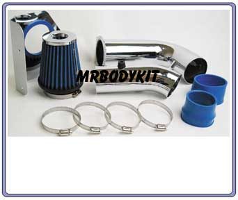 99-04 Mustang 3.8L V6 Intake Kit - Blue