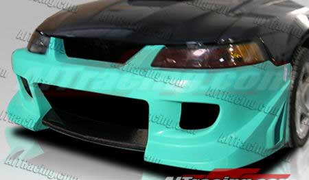 99-04 Mustang BATTLE BLITZ - 4PC - Body kit (Front + Rear + Sides) - Fiberglass