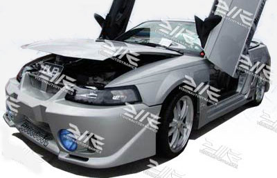 99-04 Mustang EVO 5 - 4PC - Body kit (Front + Rear + Sides) - Fiberglass