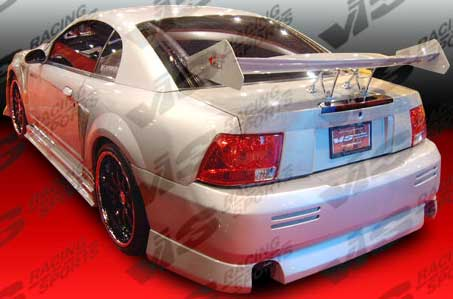 99-04 Mustang V SPEED - Rear Bumper - (Fiberglass)