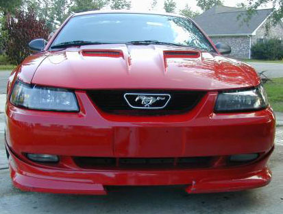99-04 Mustang ROUSH STAGE 2 - Body kit NO Wing (Front + Rear + Sides + Wing) - Urethane *Clearance