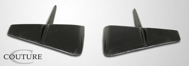 1999-2004 Ford Mustang Couture CVX Side Scoop - 2 Piece