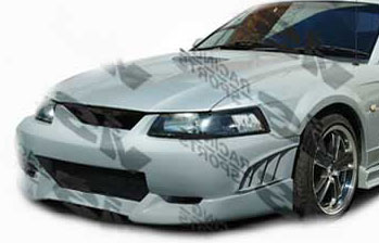 99-04 Mustang VIPER - 4PC - Body kit (Front + Rear + Sides) - Fiberglass