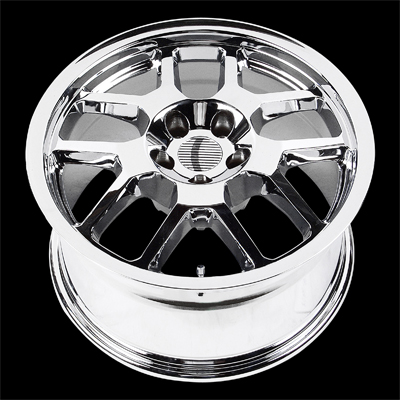 "Cobra 310 (V1146) CHROME - 5 Lug 94-04 (sizes available 17"")"