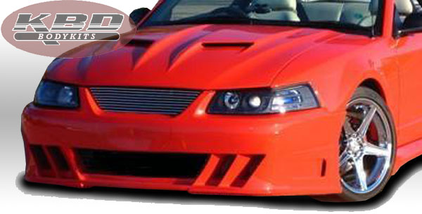 99-04 Mustang DEMON - 4PC - Body kit (Front + SPIDER X9 SIDES & REAR) - Urethane FREE SHIPPING