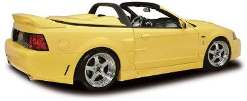 94-04 Mustang Cervini Speedster Tonneau Conver - 2pc