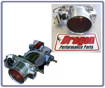 96-04- 4.6L V8 75mm Throttle Body + Plenum (SATIN FINISH)