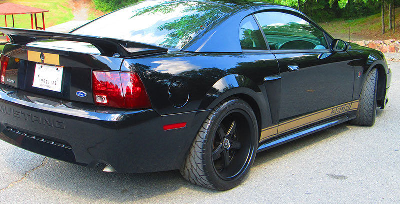 "OMEGA 1 GODSPEED - STEALTH BLACK - 5 Lug 94-14 (sizes 18x9, 18x10, 20x8.5, 20x10"" & Staggered) (NITTO TIRE OPTIONS)"