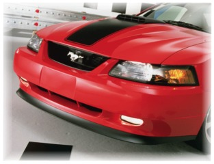 1994-04 Mustang Mach 1 Chin Spoiler by CDC