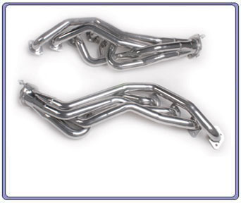 96-04 Mustang GT Long Tube Headers - MAC