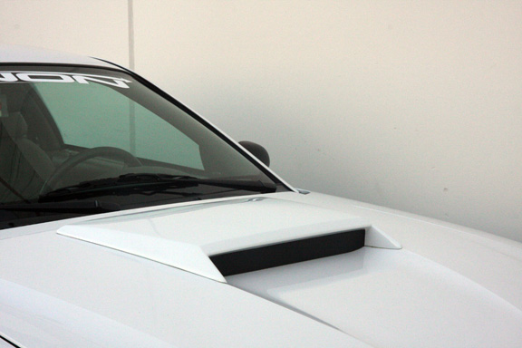 99-04 Mustang Xenon Upper, Lower, and Hood Scoops (5pc)