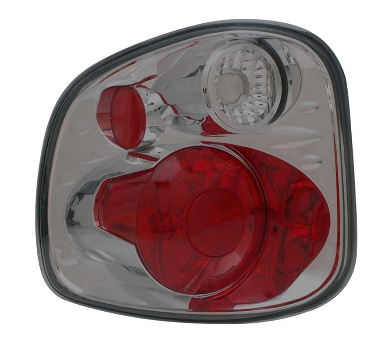 1997-2000 Ford F150 Flareside Altezza Tail Lights G3 - Smoked
