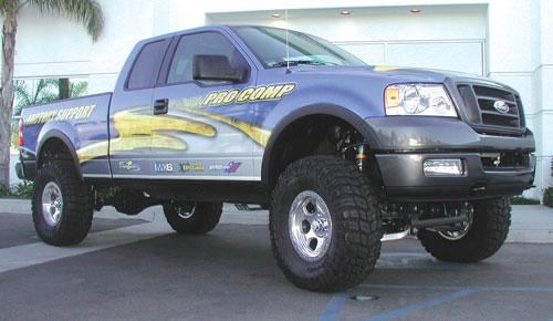 "2004-06 F-150 Pro Comp 6"" LIft Kit"