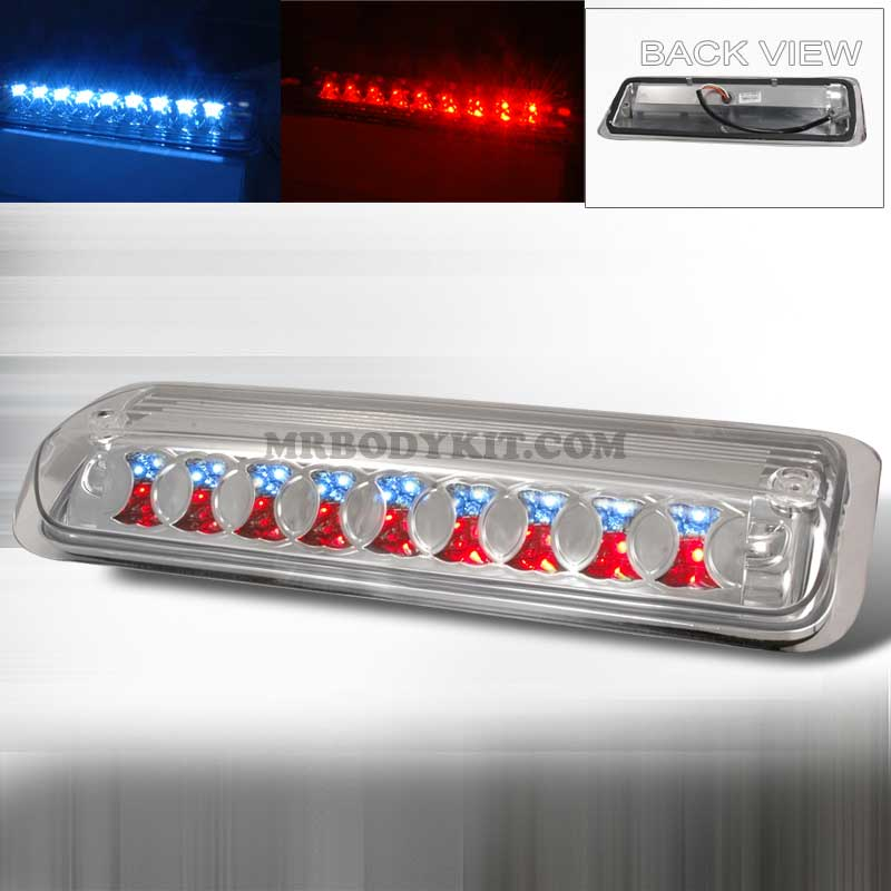 2004-2006 Ford F-150 LED 3rd Brake Light - Chrome