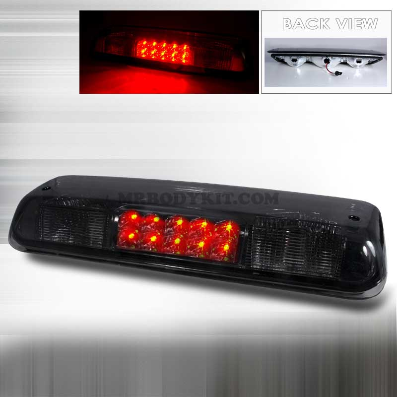 2004-2008 Ford F-150 LED 3rd Brake Light - Smoked