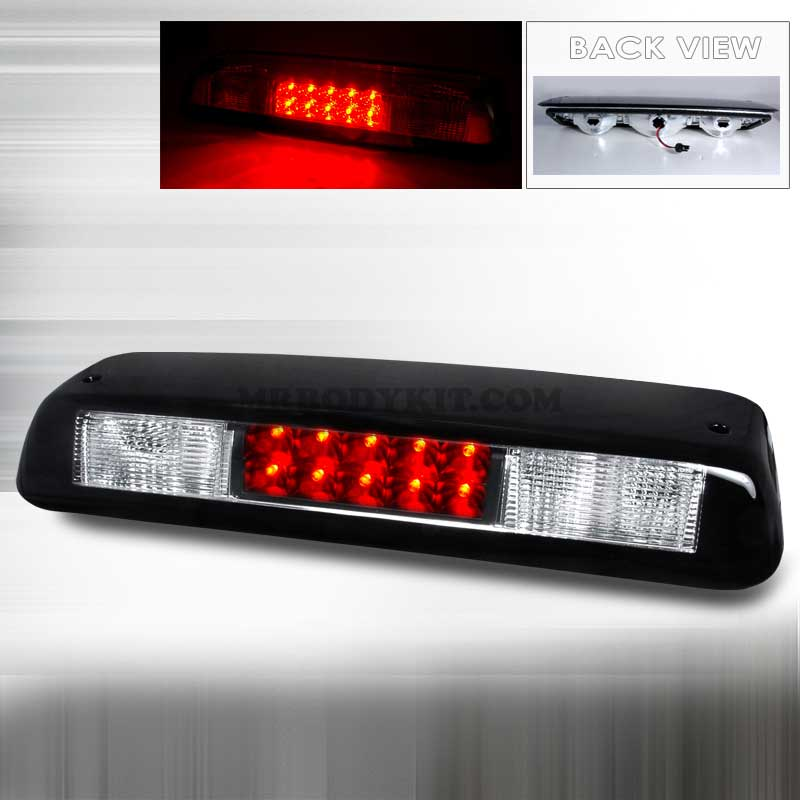 2004-2008 Ford F-150 LED 3rd Brake Light - Black