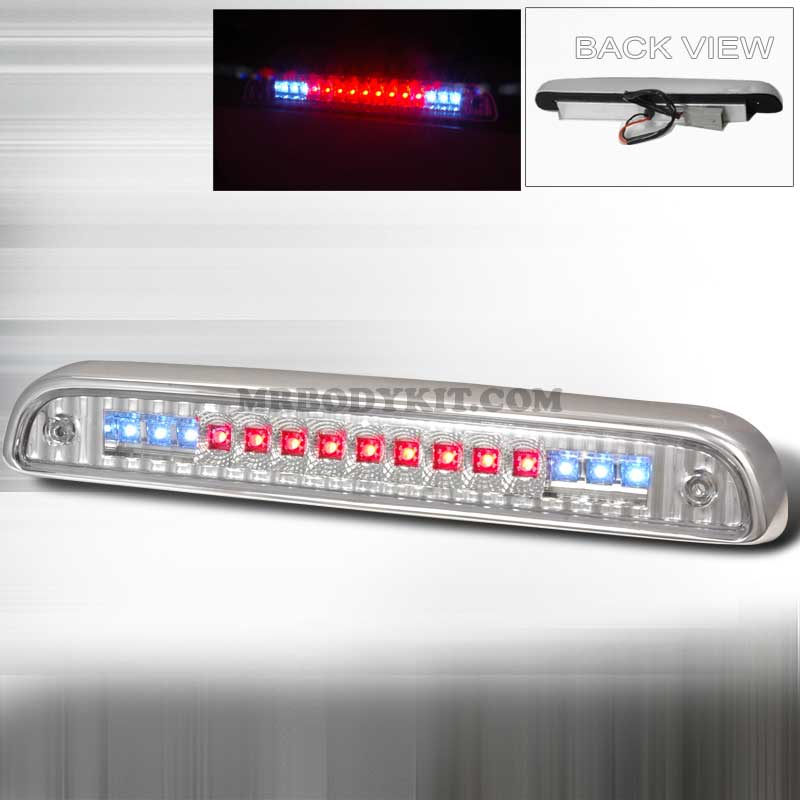 1992-1996 Ford F-150 LED 3RD BRAKE LIGHT CHROME