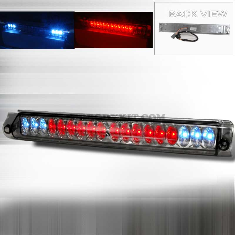 1997-2003 Ford F-150 LED 3RD BRAKE LIGHT KIT - SMOKED