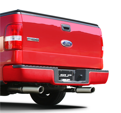 "2004-07 F150 4.6/5.4 Super Cab 6.5 Bed/Super Crew 5.5 Bed ""PowerFlo"" Exhaust Kit"