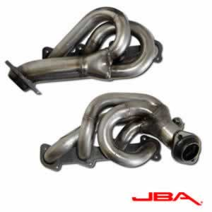 1997-2003 F-150, Expedition 4.6L JBA Shorty Headers - Stainless Steel