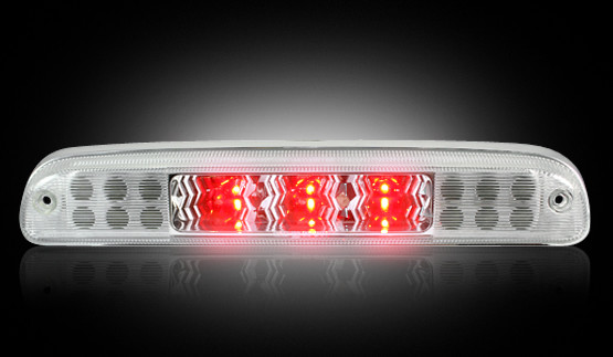 1999-2011 F-250/F-350 Recon Lighting LED 3rd Brake Light (Clear)
