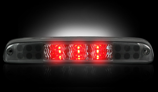 1999-2011 F-250/F-350 Recon Lighting LED 3rd Brake Light (Smoked)