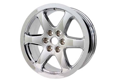 2004-2010 Ford F-150 Roush 20x8.5 Chrome Wheel - Wheel Only