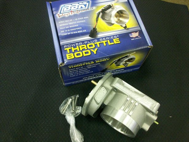 2004-2010 F-150 5.4L 80mm Throttle Body