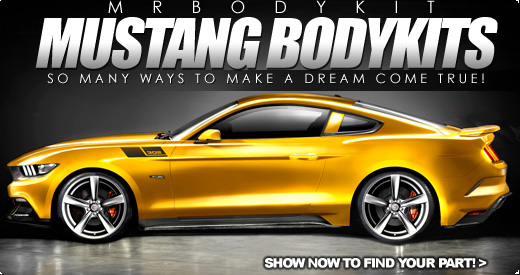 MrBodykit com, The Most Diverse Mustang Bodykits and Mustang