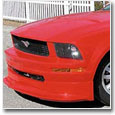 2005-2009 Mustang Razzi Bodykit - ABS (PAINT OPTIONS)