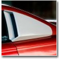 1994-1998 Mustang Quarter Window Louvers & Scoops**