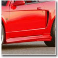 1999-2004 Mustang Side Skirts