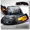 1999-2004 Mustang Head Lights