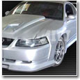"1999-2004 Mustang 9pc ""WIDE BODY"" Dominator kit"