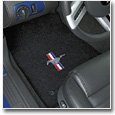 2010+ MUSTANG FLOOR MATS AND CARPETS