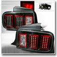 2005-2009 Mustang Tail Lights