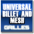 Universal Billet Grilles & Universal Mesh Grille (Any vehicle)