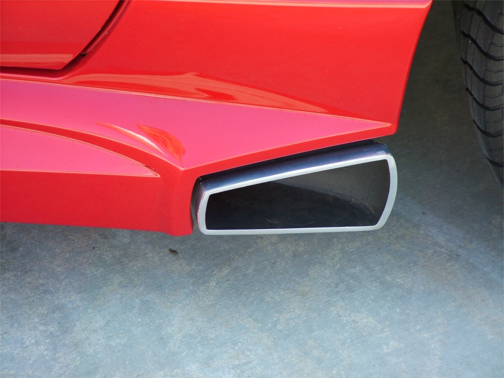 99-04 Mustang ROUSH Side Exhaust System for V8 (Enhanced Sound)